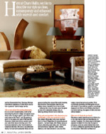Articulo Beautiful Living pagina 3